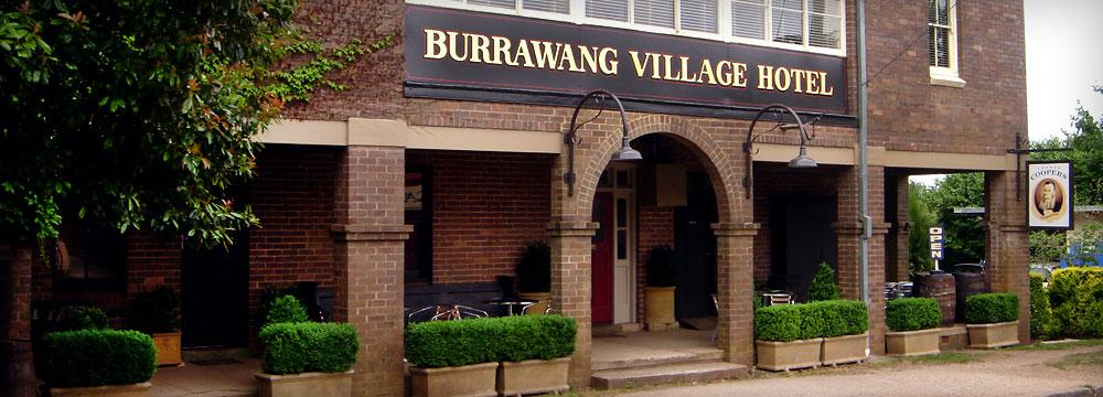 Welcome to Burrawang Village Hotel