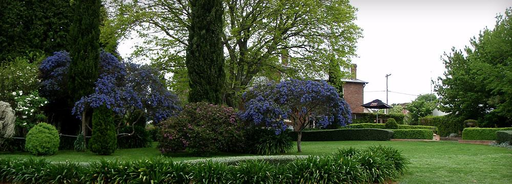 Explore the Extensive Grounds