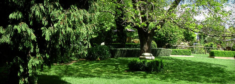Relax in our Tranquil Gardens
